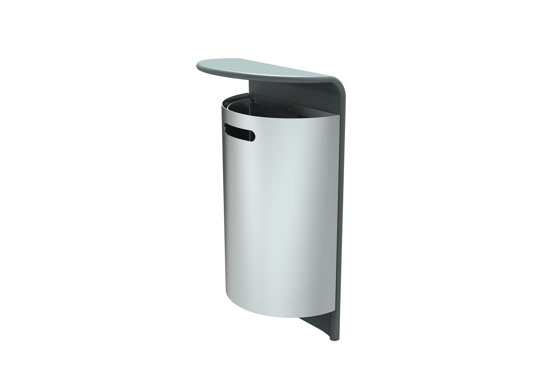 UrbanObjekts Cais Abfallbehälter