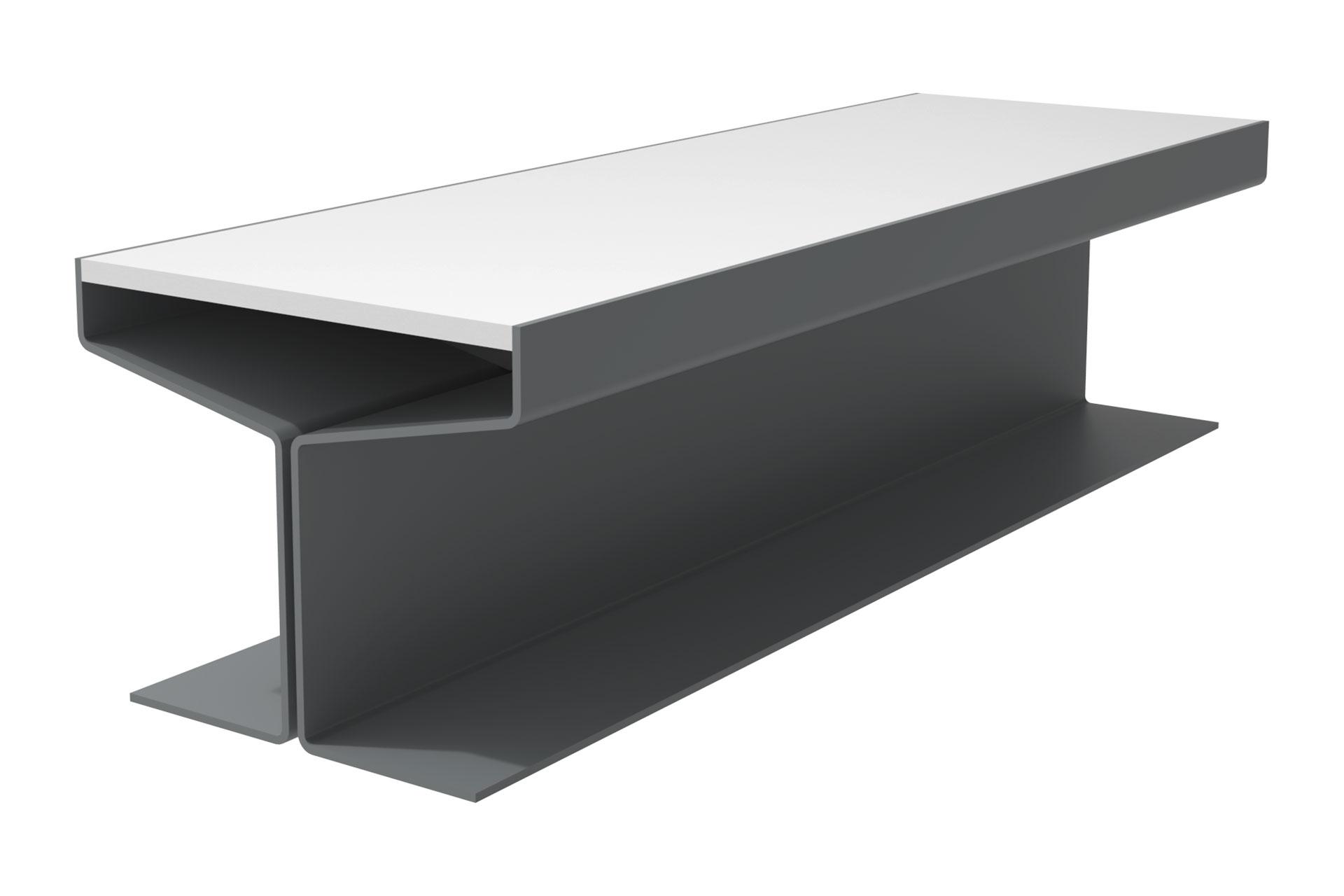 UrbanObjekts Y Sitzgelegenheit Erweiterung Glasfaserbeton Bodenplatte