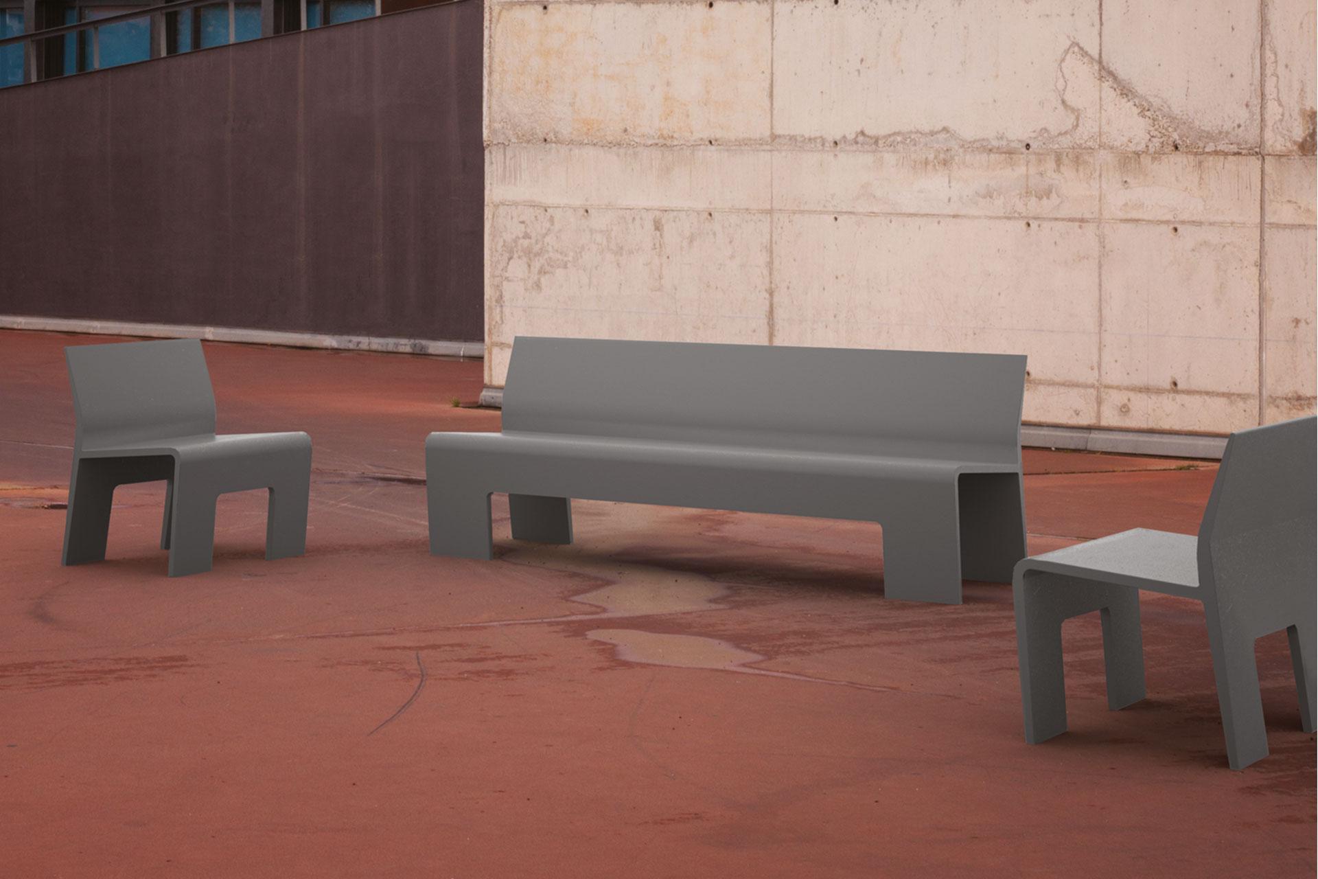 UrbanObjekts Blink Sitzgelegenheit