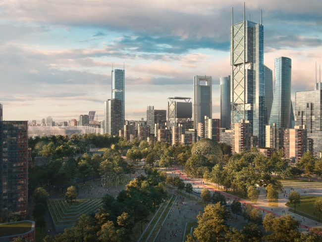 Ein Neuer Norden – Madrid plant die Zukunft