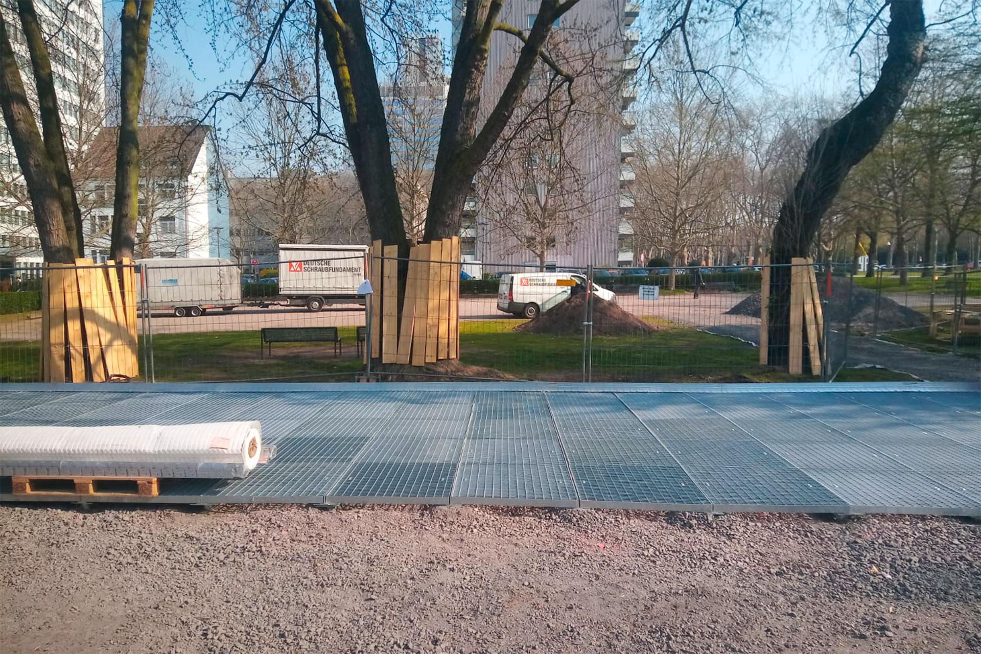 ArborGrid Anwendungsbeispiel Köln