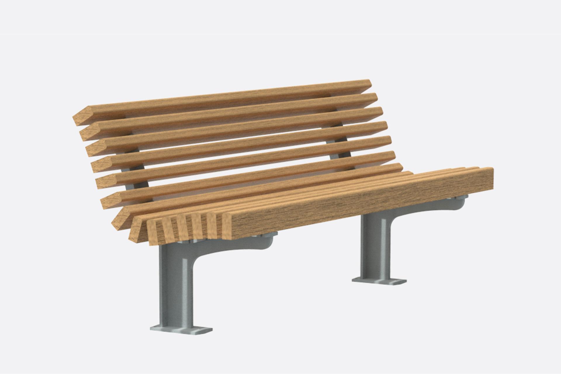 UrbanObjekts Axis Bold Sitzgelegenheit