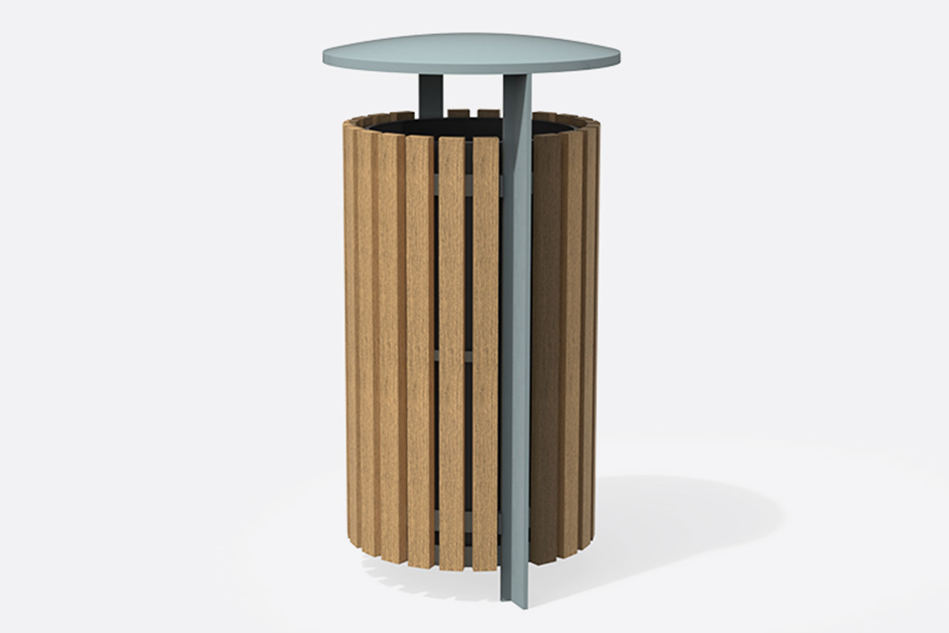 UrbanObjekts Axis Abfallbehälter