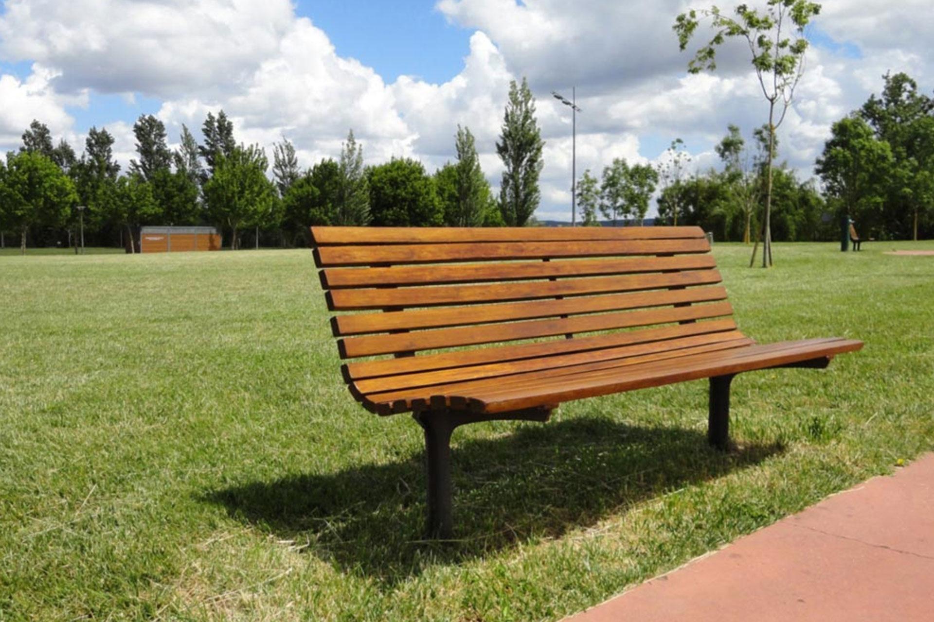 UrbanObjekts Axis Sitzgelegenheit