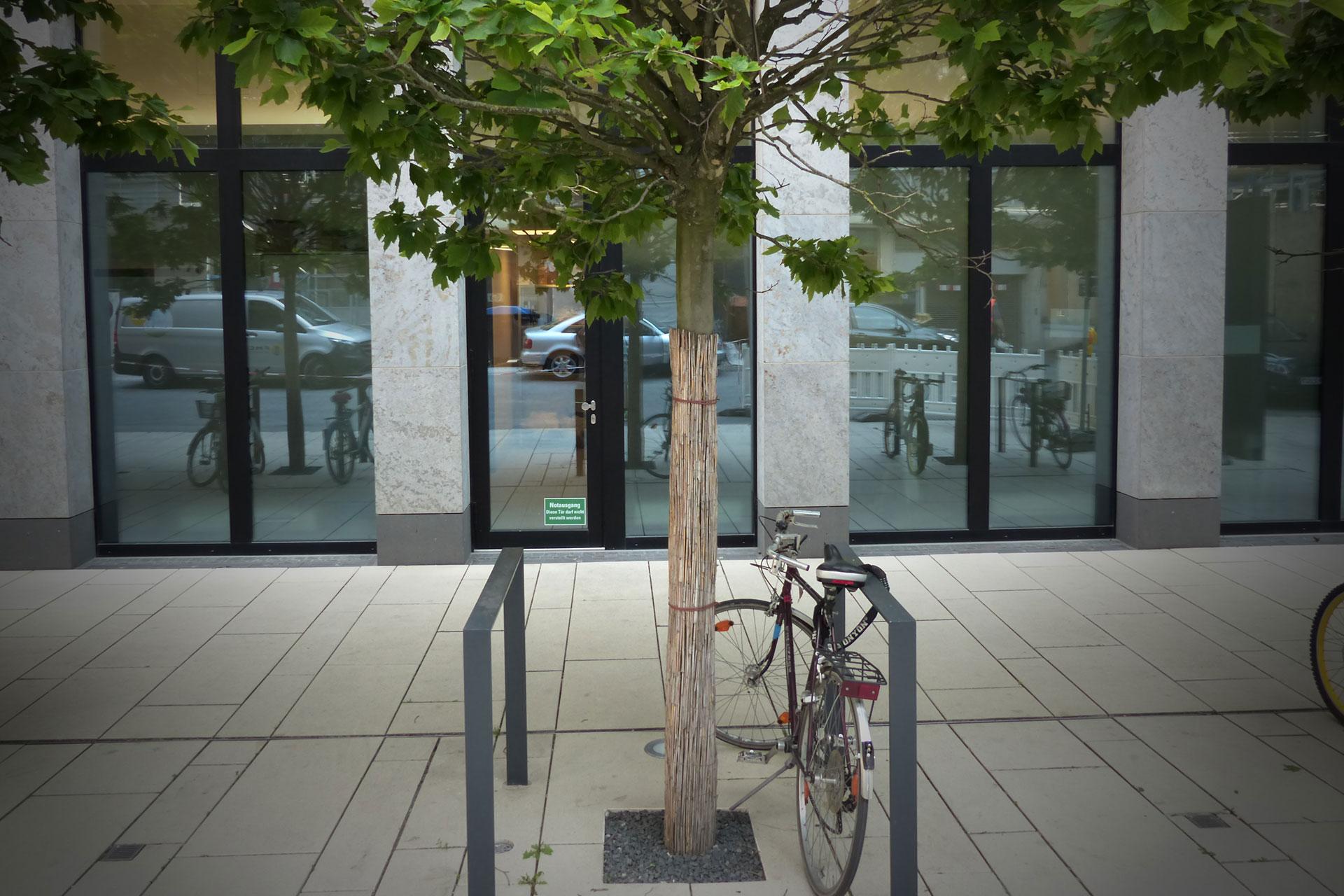 UrbanObjekts Clean Fahrradständer