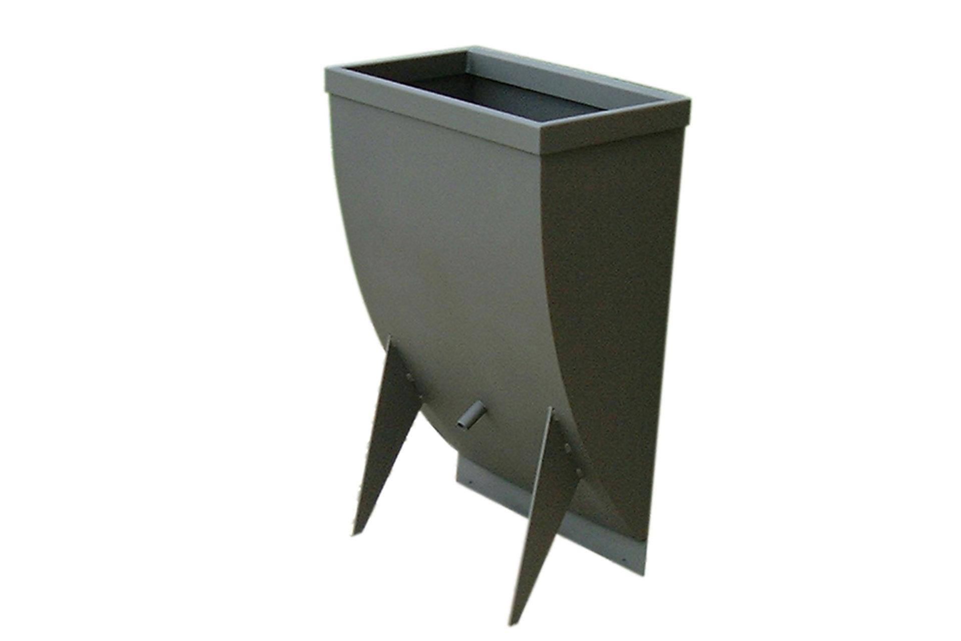 UrbanObjekts Daciano Abfallbehälter