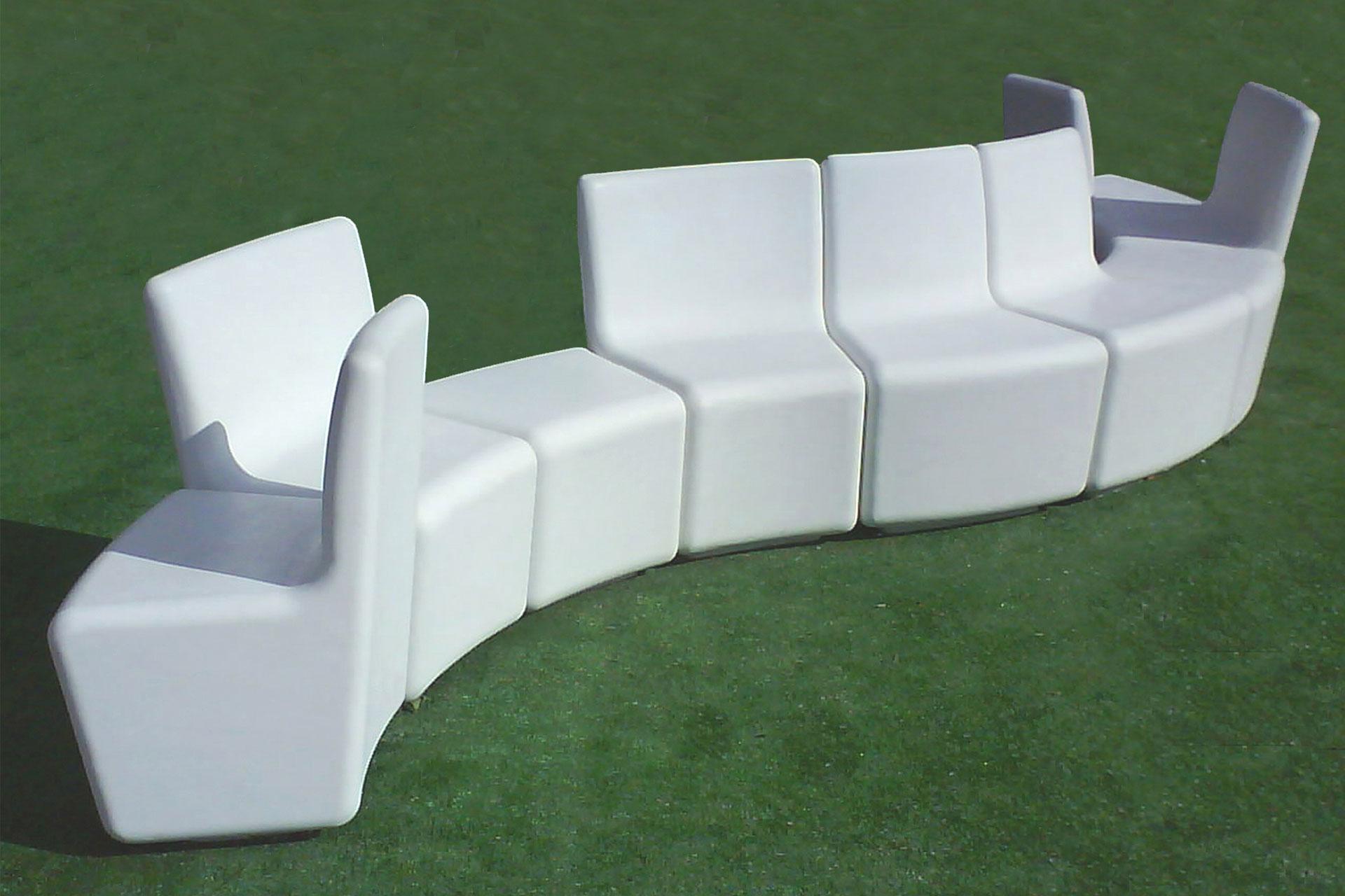 UrbanObjekts Dove Sitzgelegenheit