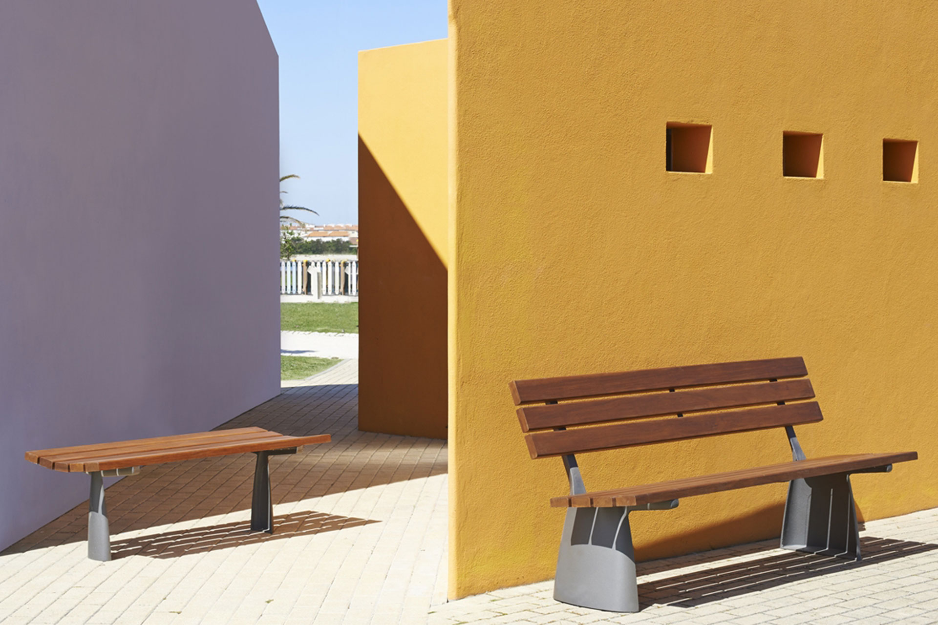 UrbanObjekts Embondeiro Sitzgelegenheit