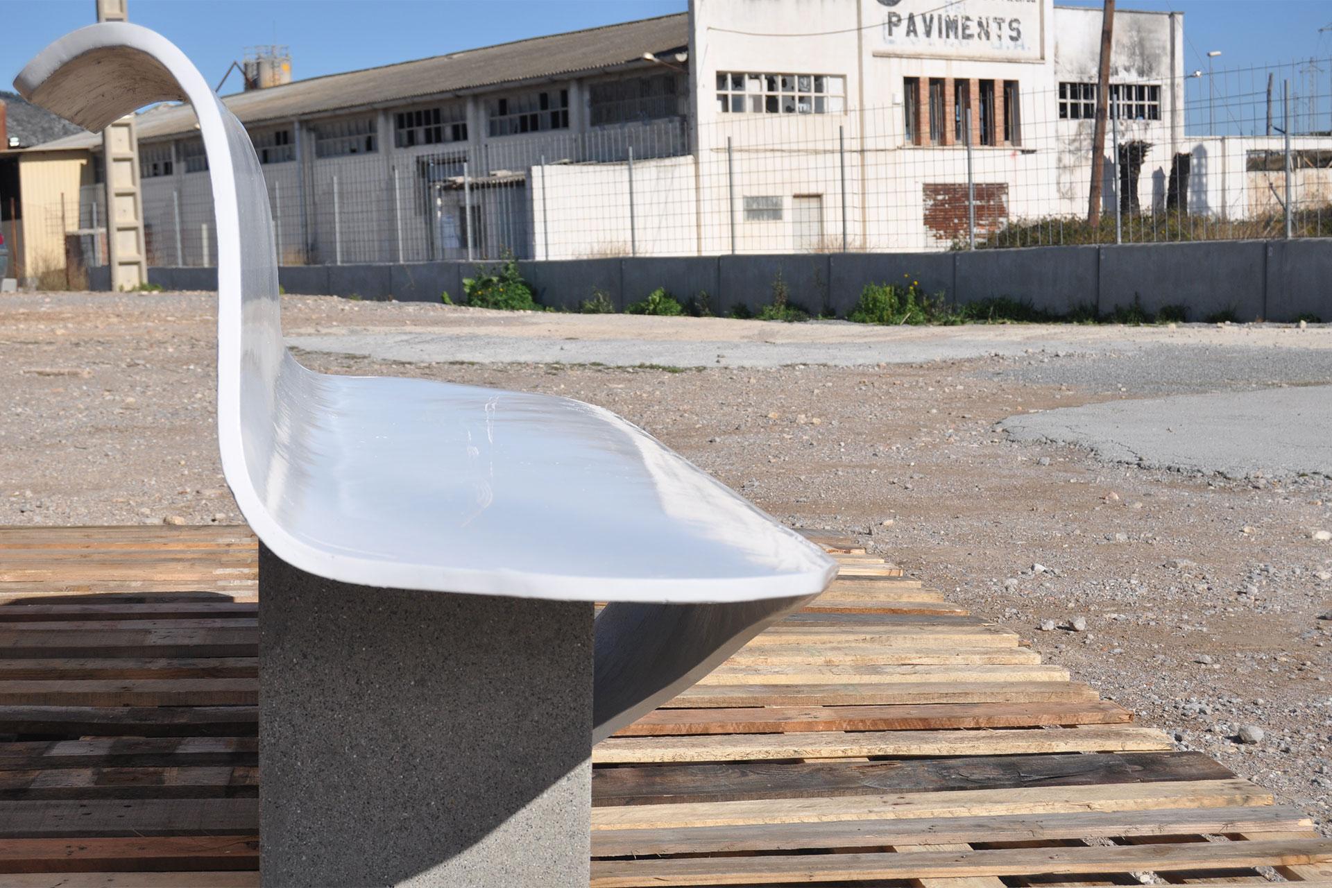 UrbanObjekts Gaviotas Sitzgelegenheit