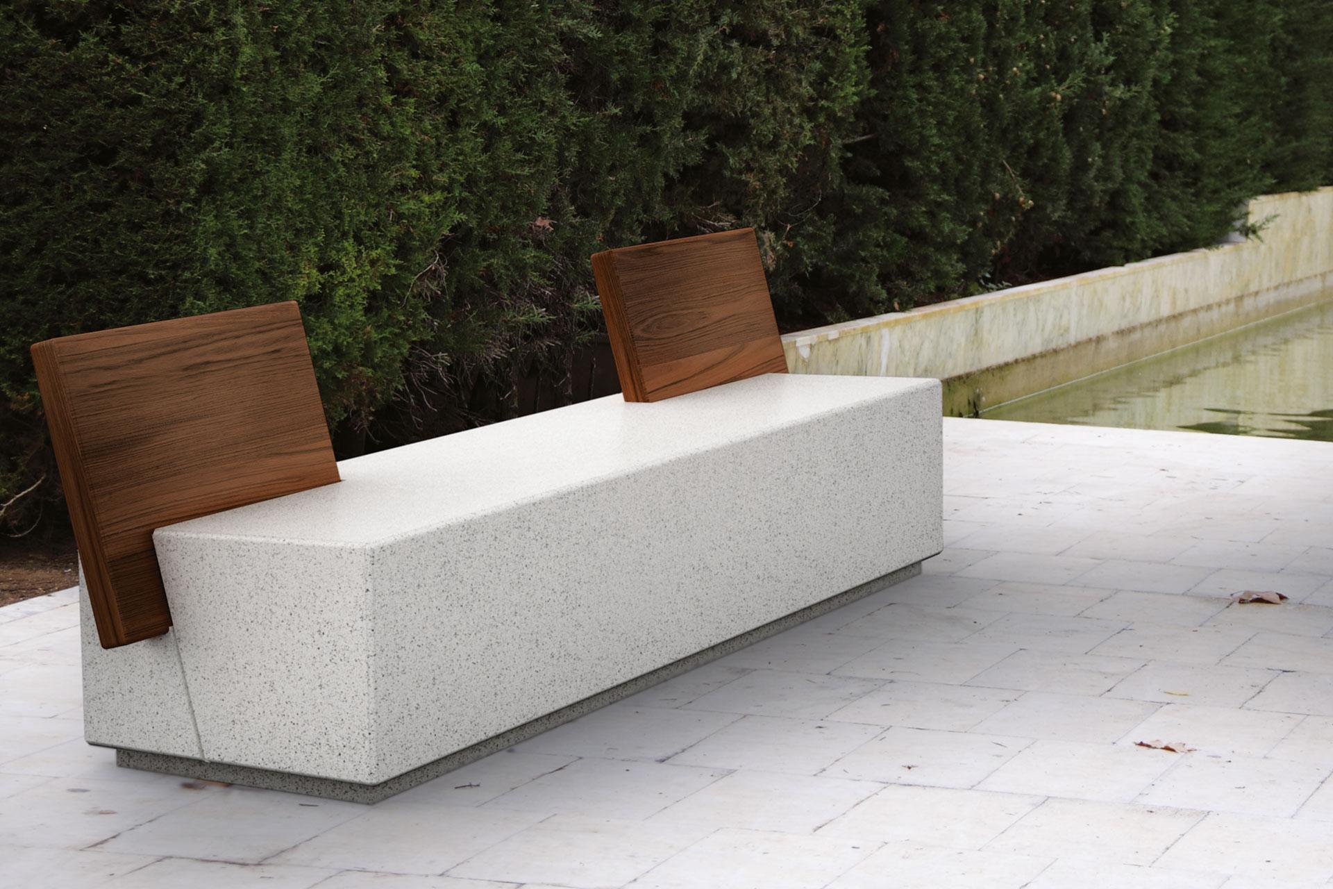 UrbanObjekts Geometrico Sitzgelegenheit