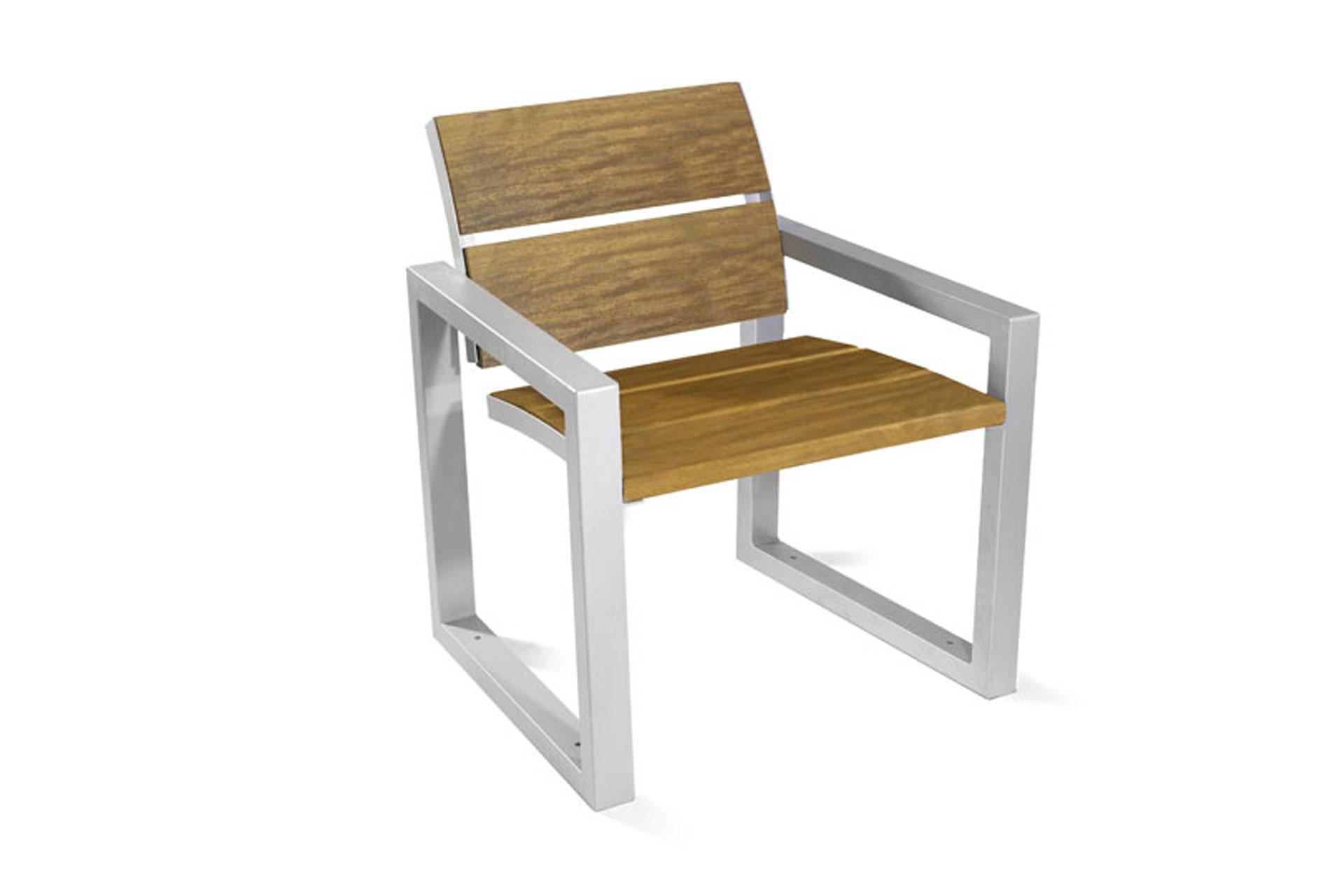 UrbanObjekts Lyra Sitzgelegenheit