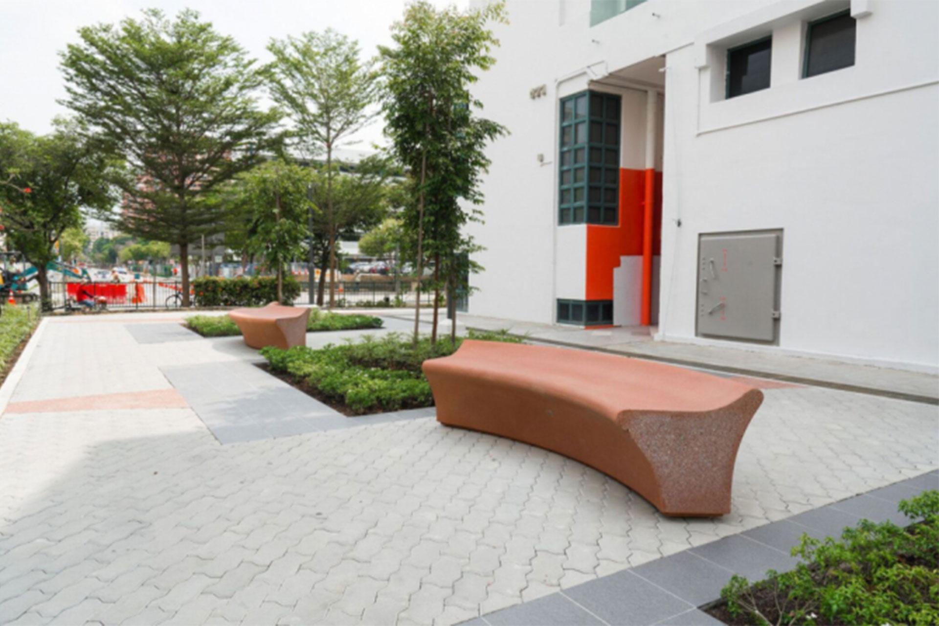 UrbanObjekts Ona Sitzgelegenheit
