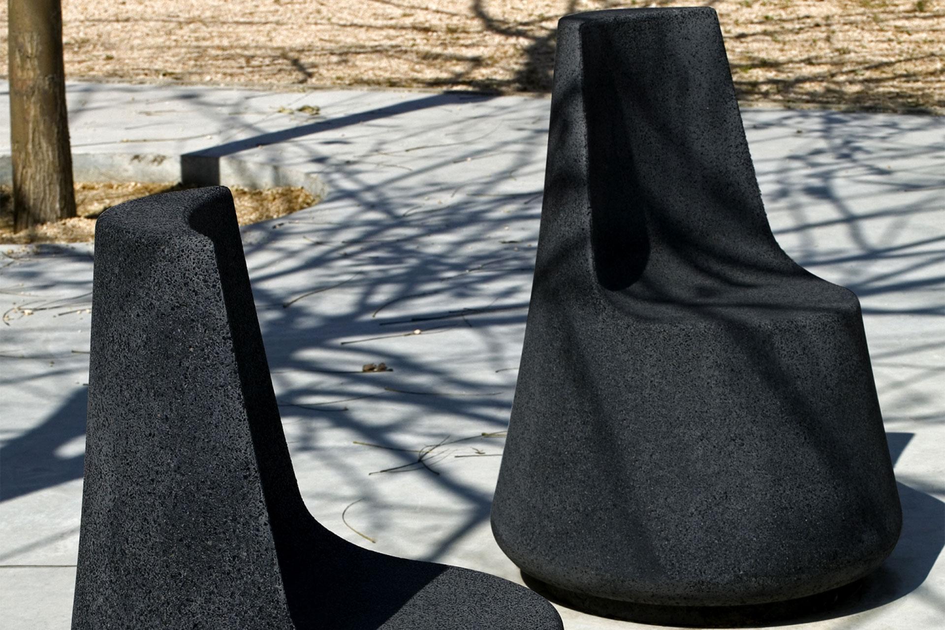 UrbanObjekts Pilosilla Sitzgelegenheit