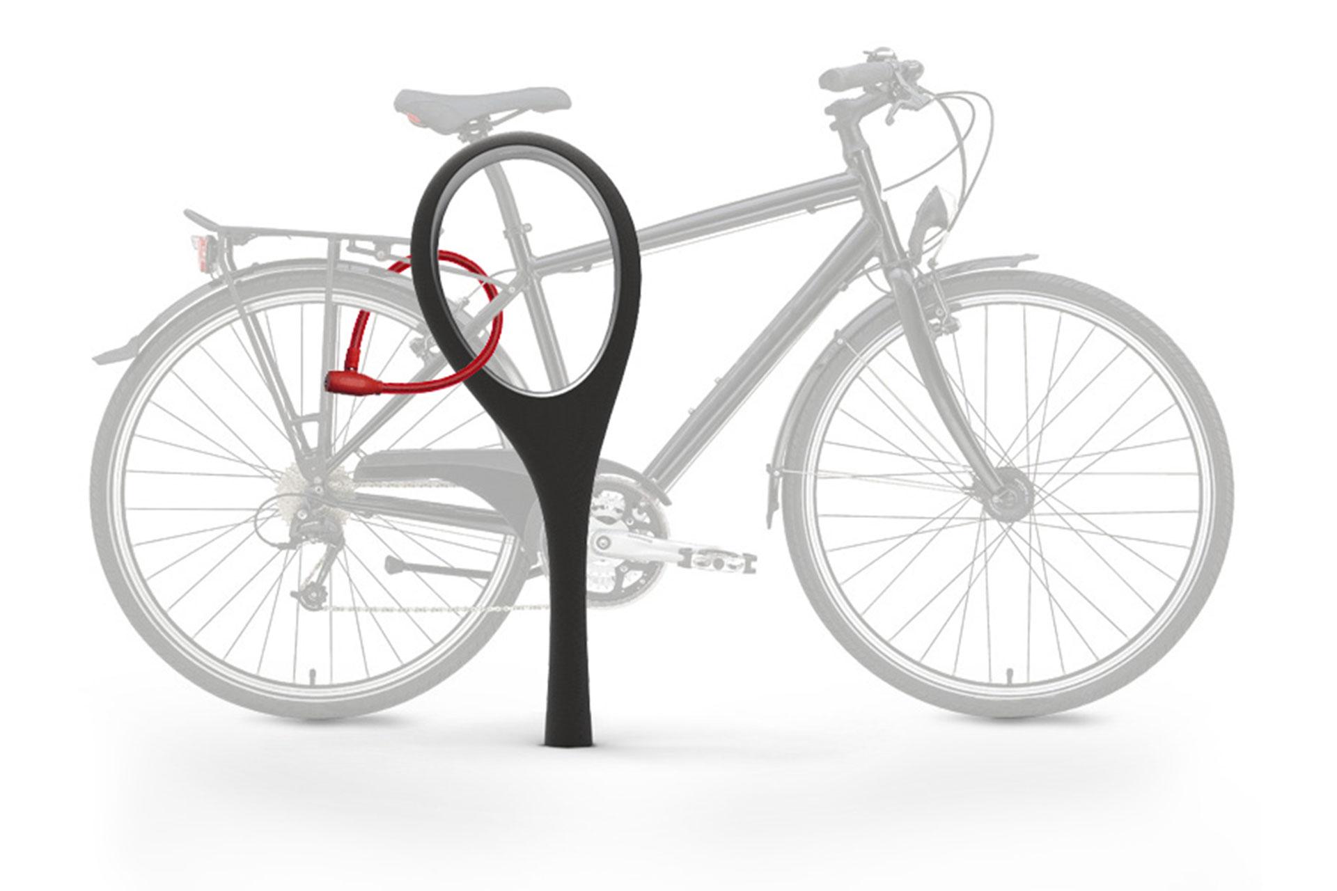 UrbanObjekts Pin Fahrradständer