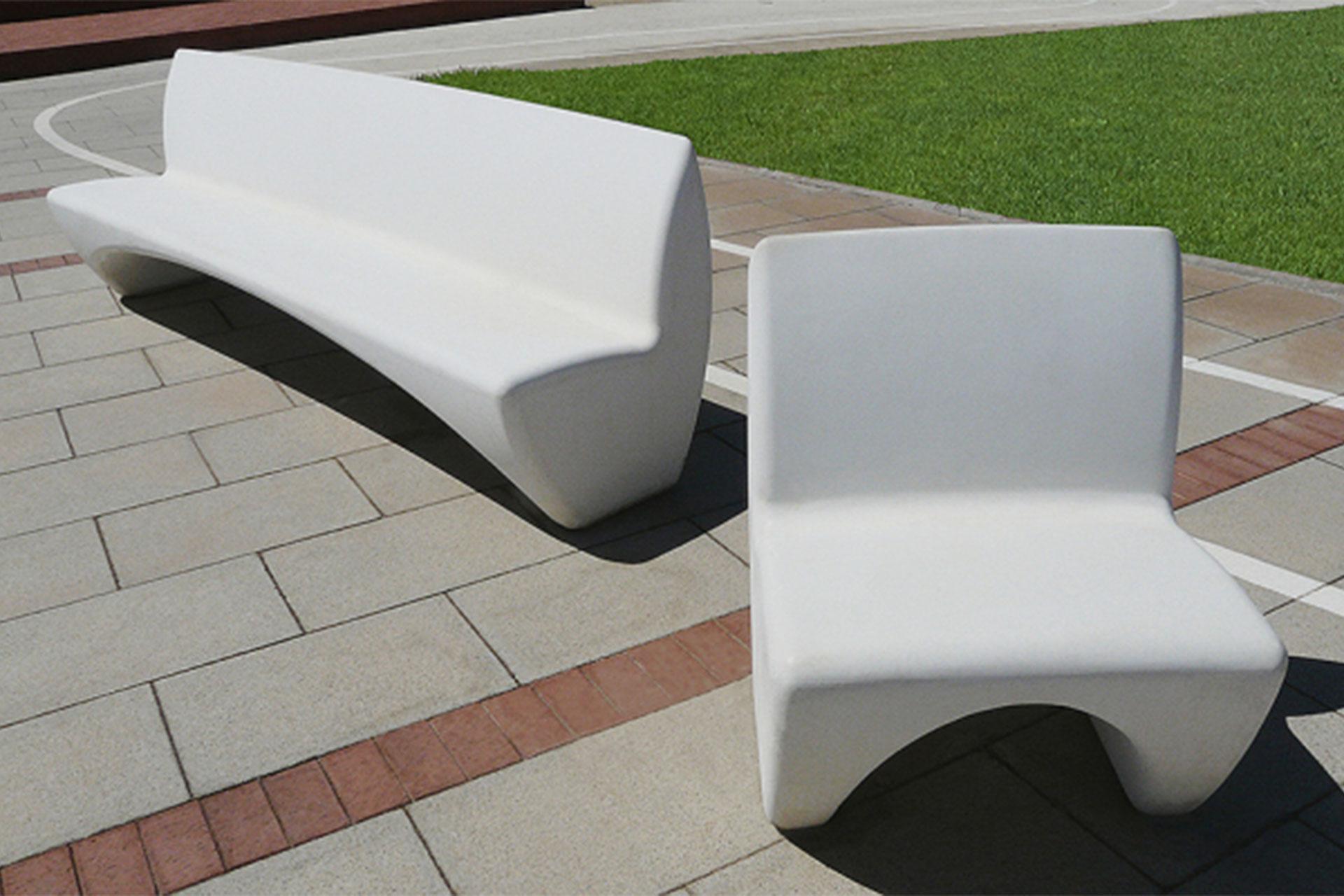 UrbanObjekts Ponte Sitzgelegenheit
