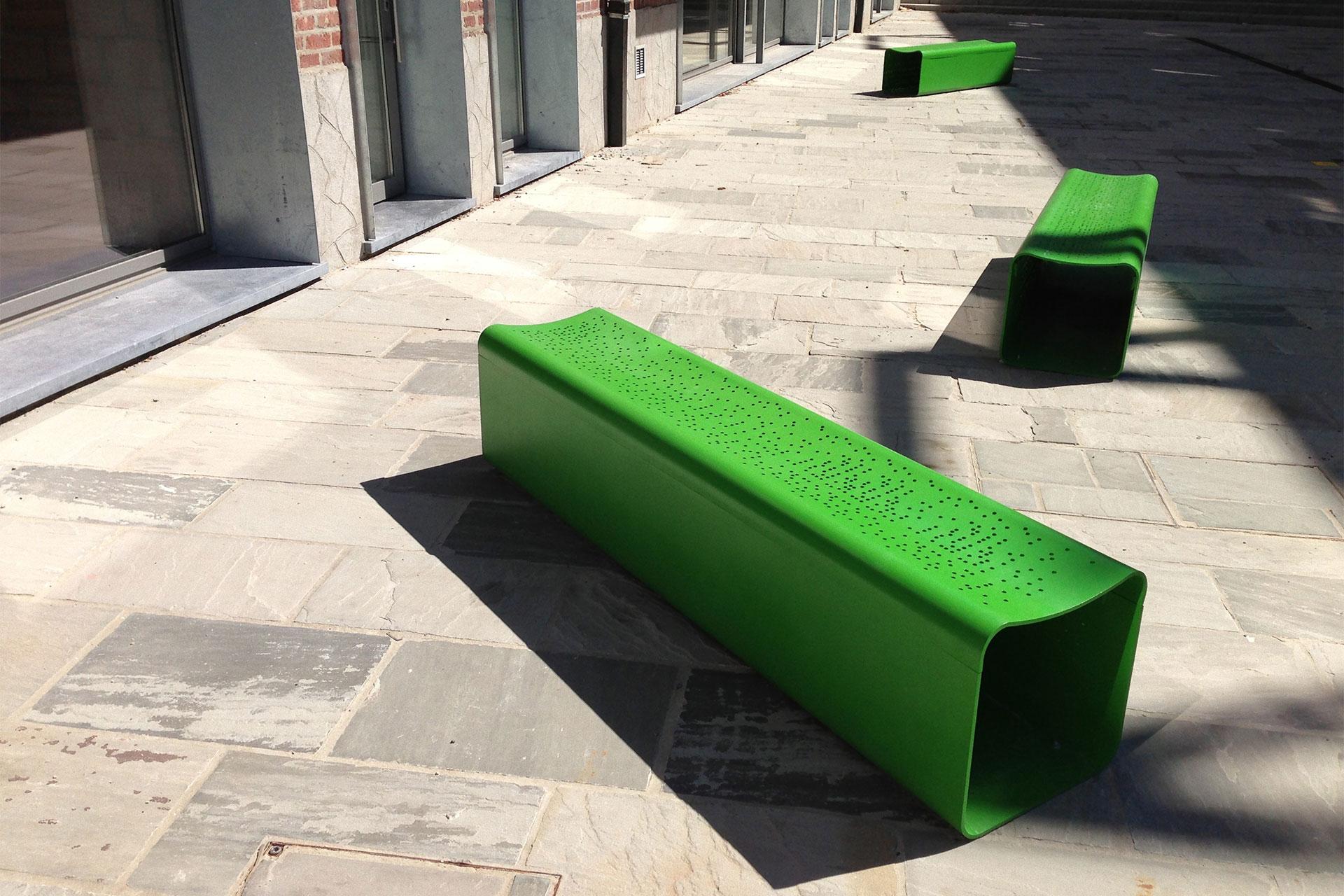 UrbanObjekts Rua Sitzgelegenheit