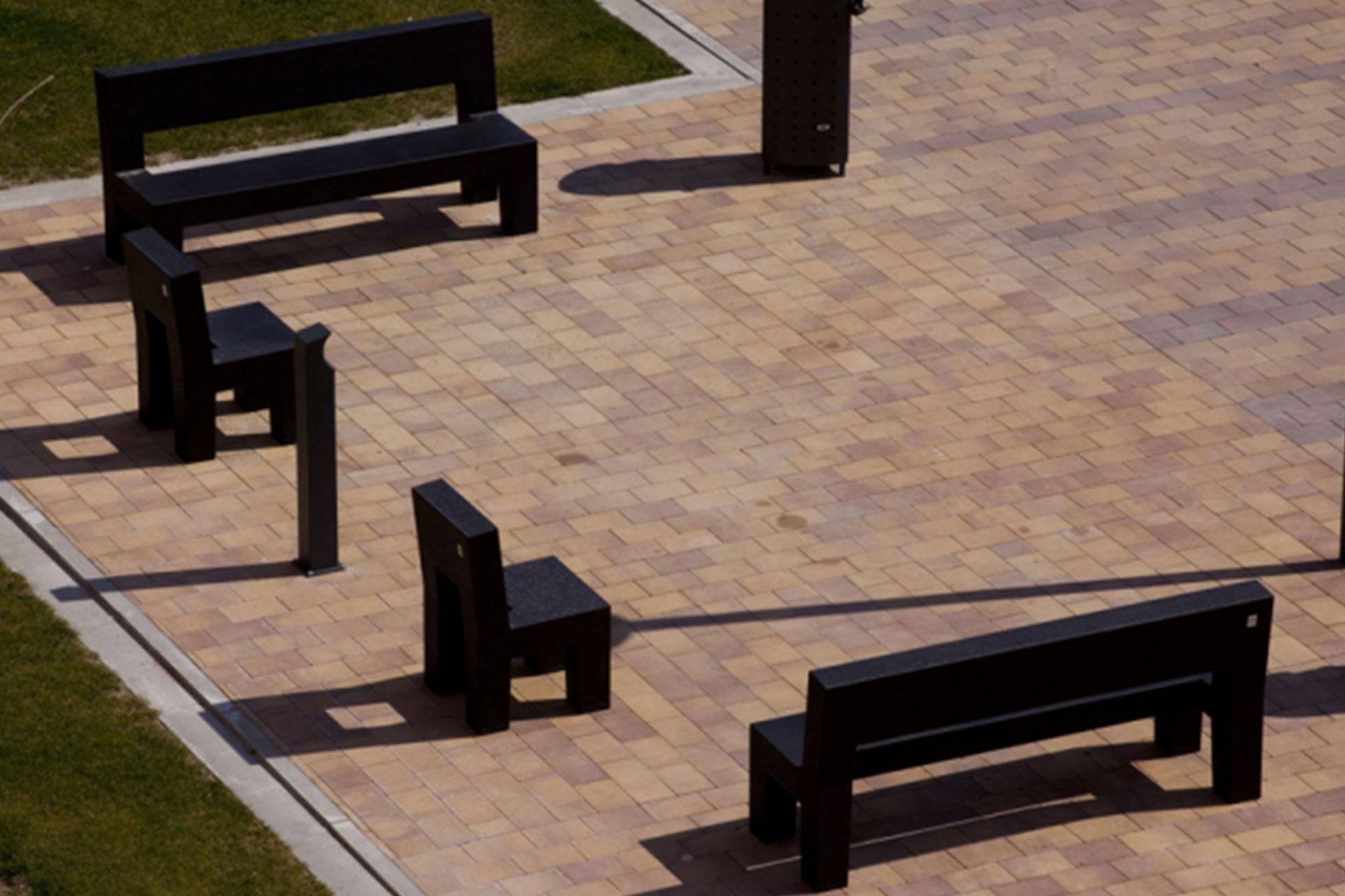 UrbanObjekts Seat Sitzgelegenheit