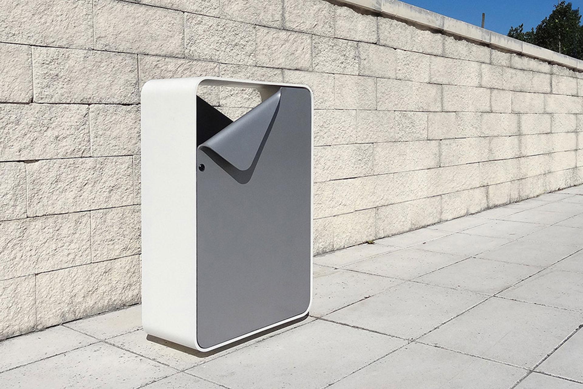 UrbanObjekts Sheet Abfallbehälter