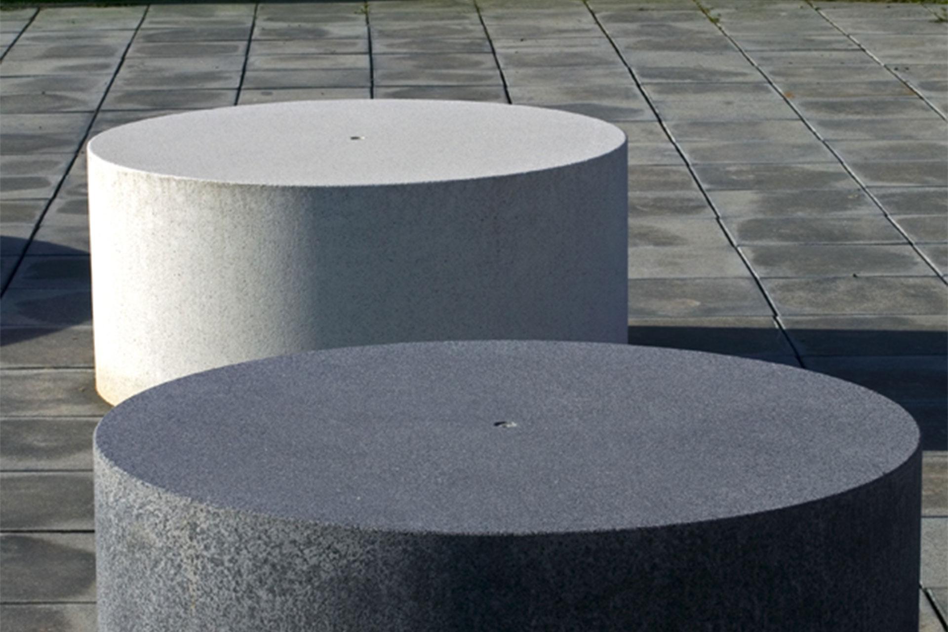 UrbanObjekts Sol Sitzgelegenheit