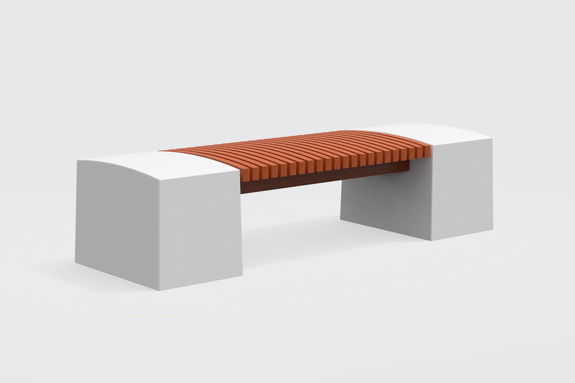 UrbanObjekts Sueste Sitzgelegenheiten