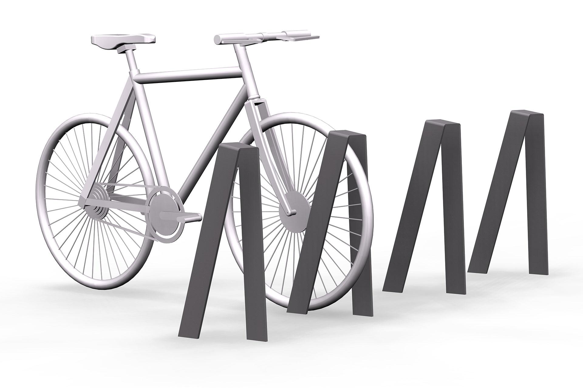 UrbanObjekts Ufo Fahrradständer