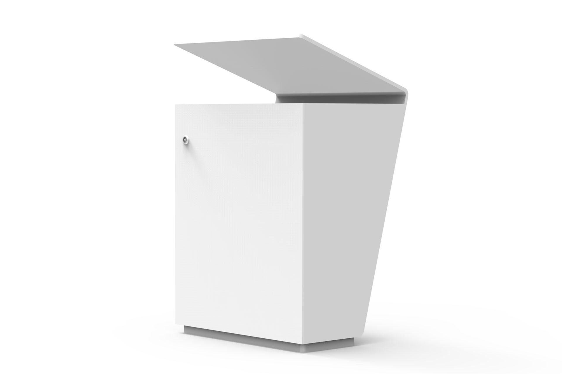 UrbanObjekts Oco Abfallbehälter