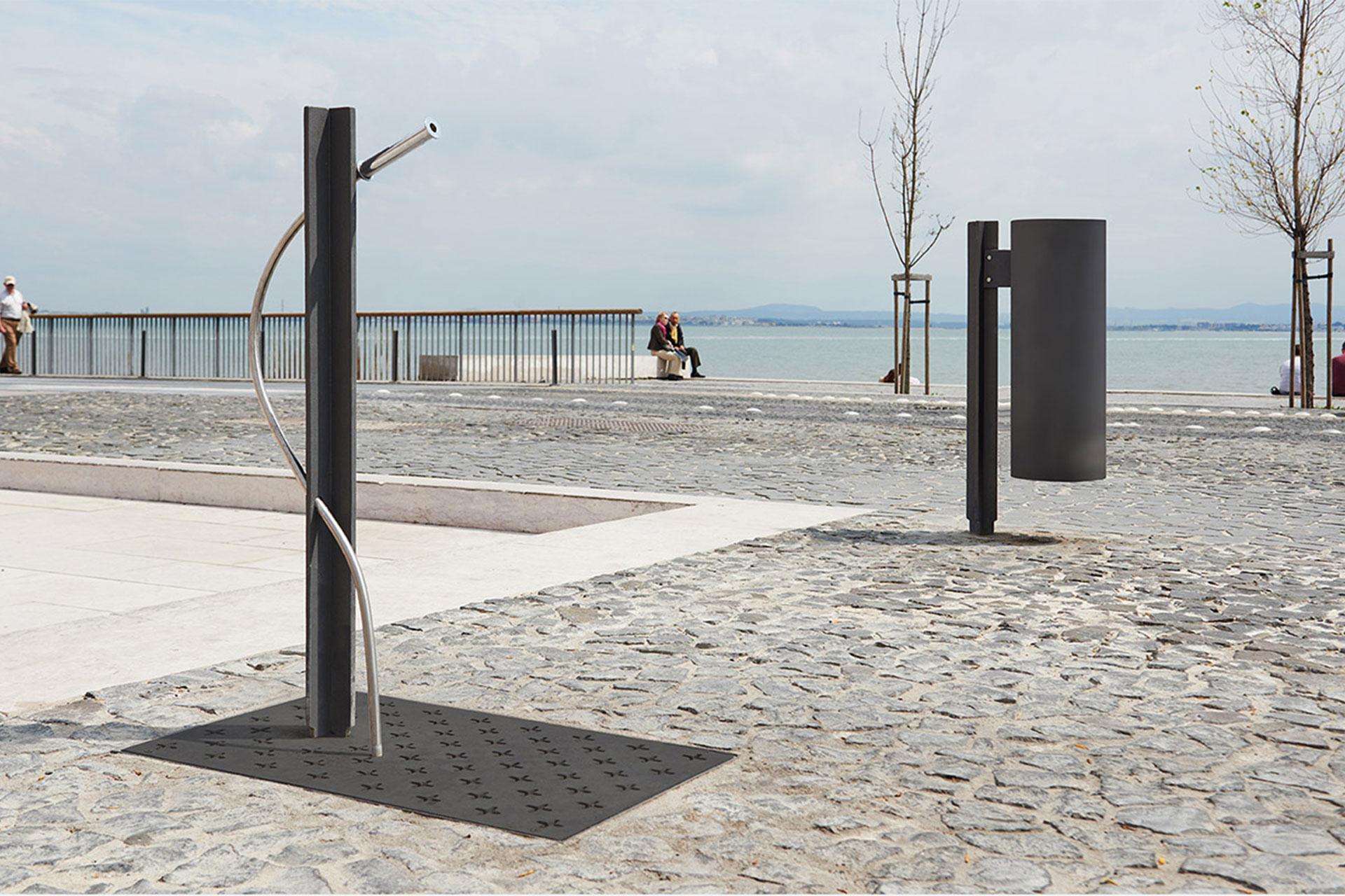UrbanObjekts Plus Trinkbrunnen
