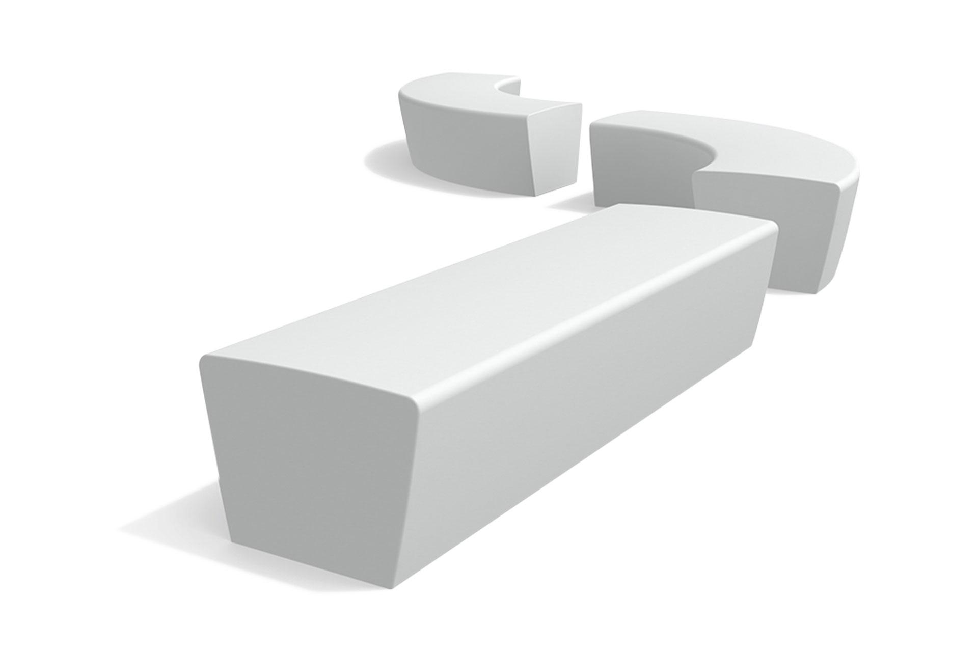 UrbanObjekts Wall Sitzgelegenheit