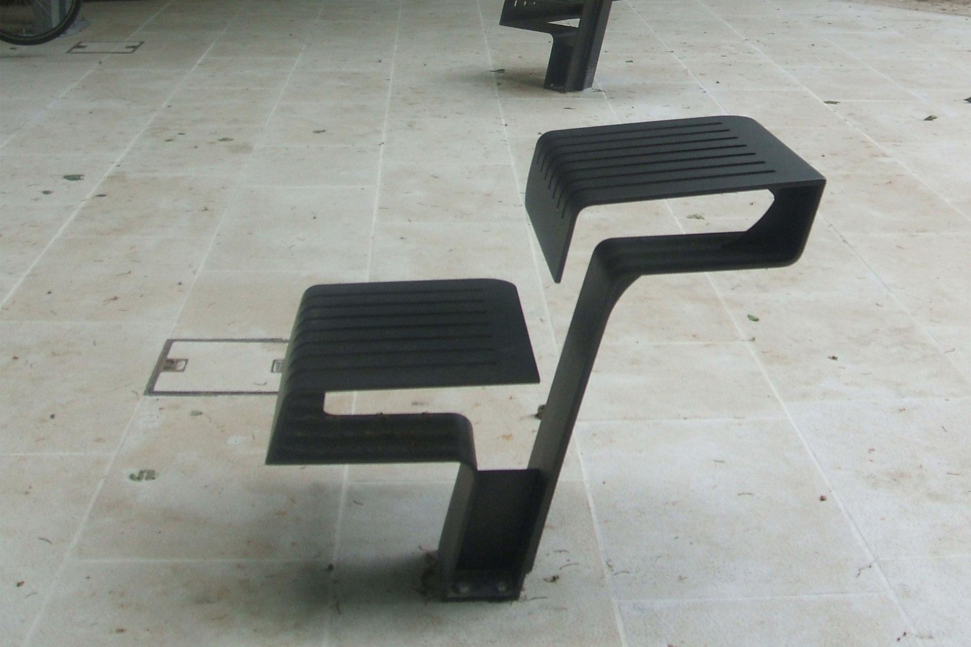 UrbanObjekts Wifi Sitzgelegenheit