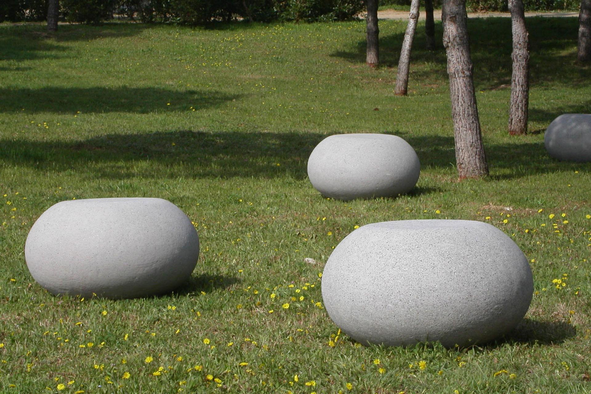UrbanObjekts Zen Sitzgelegenheit