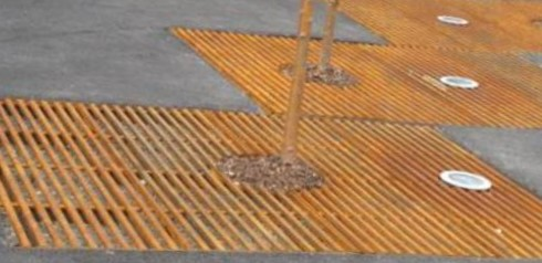 Rofan Baumscheibenabdeckung