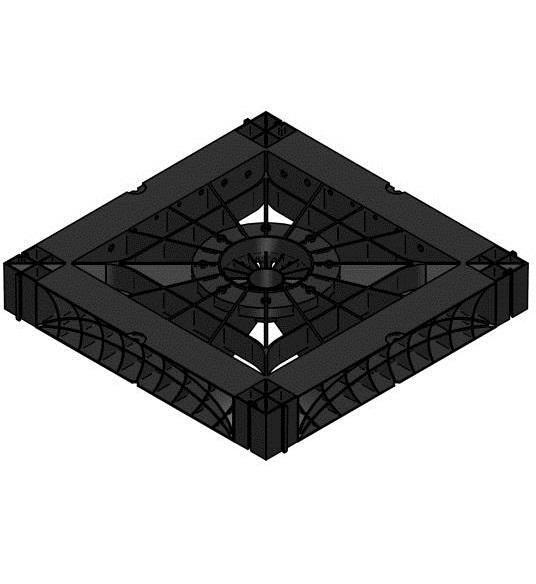 RootSpace Deckelelement
