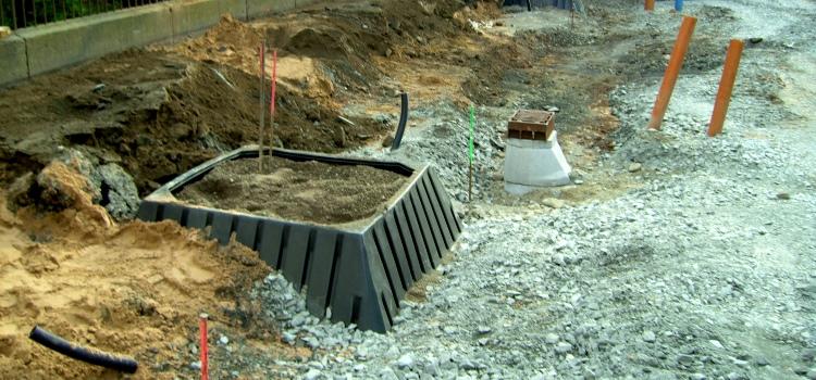 RootDirector nach dem Einbau